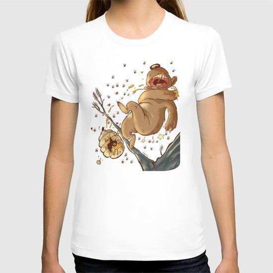 Carl Bear vs. the Bees T-shirt