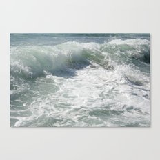 Laguna Wave Canvas Print