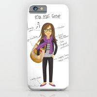 My New York City Getup! iPhone 6 Slim Case