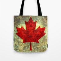 Oh Canada! Tote Bag