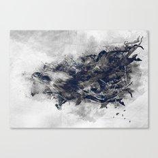 Spontaneity Canvas Print