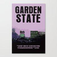 Garden State Movie Poster Canvas Print