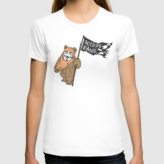 Occupy Endor T-shirt