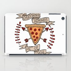 Everything Reminds Me of You iPad Case
