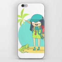 BinnyBoo goes abroad! iPhone & iPod Skin
