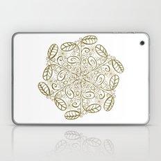 Ornato en sepia Laptop & iPad Skin
