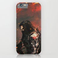 iPhone & iPod Case featuring Blood in the Breeze by Alice X. Zhang