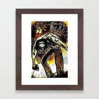 Rocker II Framed Art Print