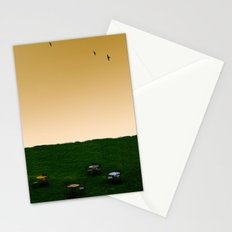 Everywhere and Nowhere Stationery Cards