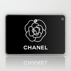 COCO CHANEL'S CAMELLIA Laptop & iPad Skin
