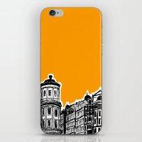King William IV Street iPhone & iPod Skin