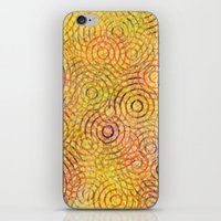 Rainbow Drizzle iPhone & iPod Skin
