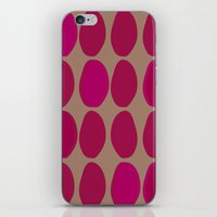 Just Dots (2) iPhone & iPod Skin