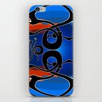 Tidal B iPhone & iPod Skin