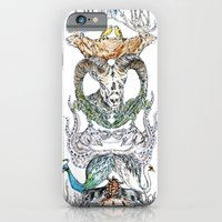 iPhone & iPod Case featuring Wild Things by Carley Lee