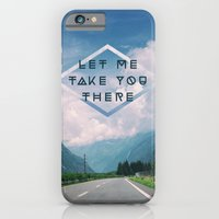 LET ME TAKE YOU THERE iPhone 6 Slim Case