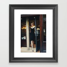 Vintage Chic III Framed Art Print