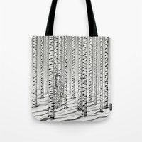 Concealment  Tote Bag