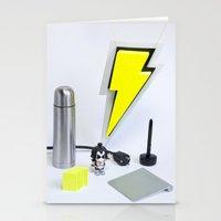 We Love Design - Hard Stationery Cards