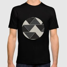 Felix SMALL Black Mens Fitted Tee