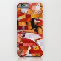 Spooning de Kooning (Provenance Series) iPhone 6 Slim Case