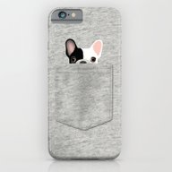 Pocket French Bulldog - … iPhone 6 Slim Case