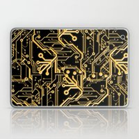 Techno Organic  Laptop & iPad Skin