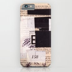 BOOKMARKS SERIES pg 302 Slim Case iPhone 6s