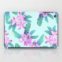 Tahitian Garden {D} iPad Case