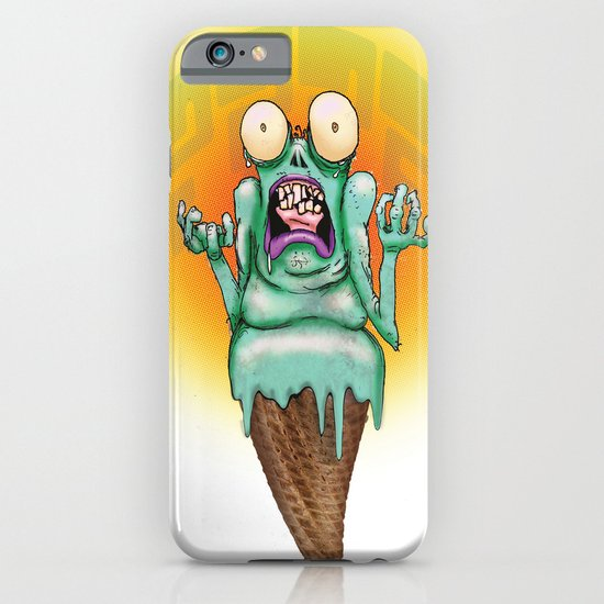 Why- Scream iPhone & iPod Case