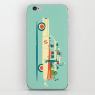 Party In The Back iPhone & iPod Skin