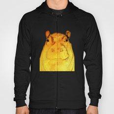 Golden Hippo Hoody