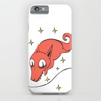 iPhone & iPod Case featuring Foxy Woxy by Katie O'Hagan