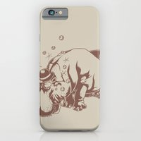 Hippo-Thesis iPhone 6 Slim Case