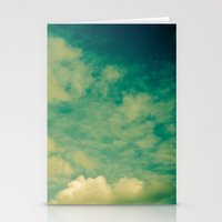 Cloud Study 1 Stationery Cards
