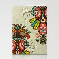 Harmony Birds Stationery Cards