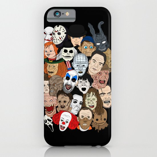 Icons iPhone & iPod Case