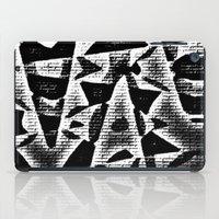 Chip on your Shoulder iPad Case