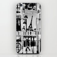 From Paris With Love iPhone & iPod Skin
