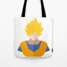 Goku SSJ Tote Bag