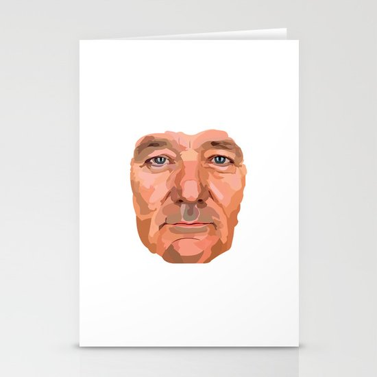 Shaping the Stars - Bill Murray Stationery Card