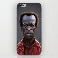 Celebrity Sunday ~ Miles… iPhone & iPod Skin