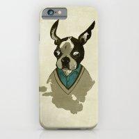 perfect gentleman iPhone 6 Slim Case