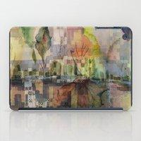 Central Park in Autumn iPad Case