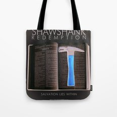 the shawshank redemption Tote Bag