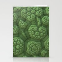 Dinosaur Skin Stationery Cards