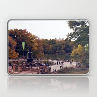 Central Park Is The Perf… Laptop & iPad Skin