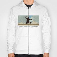 Minimalist 2001: A space odyssey (2) Hoody