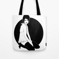 Midnight Mood Tote Bag