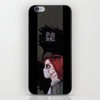 Freedom Control iPhone & iPod Skin